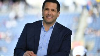 Adam Schefter's Latest Report Suggests The 49ers Have No Idea Who They're Going To Draft Third Overall