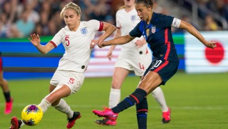 """U.S. Soccer Tries To Justify Paying Women's Team Less Than Men Because The Men Are """"More Skilled"""""""