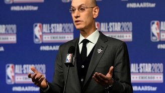 Adam Silver Says Social Justice Messages 'Will Largely Be Left' Out Of NBA Games Next Season