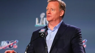NFL Exec Blasts Roger Goodell For Threatening To Discipline Teams/GMs Who Complain About Draft Going Forward