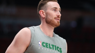 Girl Dad Gordon Hayward Is Having His First Son Two Years After His Reaction To Having Third Daughter Went Viral