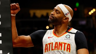 Vince Carter Getting Emotional Realizing He May Have Played His Final NBA Game Will Make You Cry Into Your Medical Mask