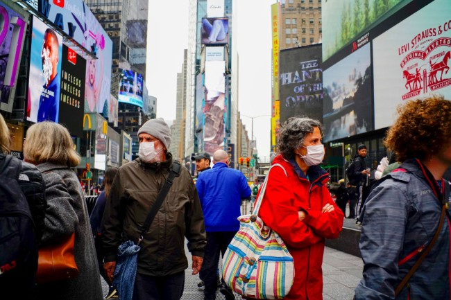 Coronavirus Update: New York, New Jersey and Connecticut shut down bars, restaurants, and theaters., COVID-19 vaccine trials begin,  stock market plunges.