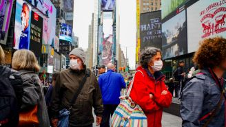 Coronavirus Update: Video Shows 25-Year-Old Collapse In New York City, 2 Possible Types Of Virus, New York Family Infected