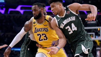 Giannis Antetokounmpo Would Win MVP In A Landslide Over LeBron James According To Polled Voters