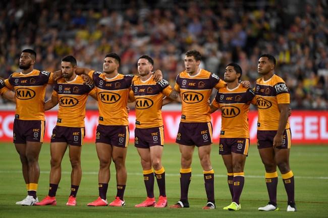 Brisbane Broncos rugby