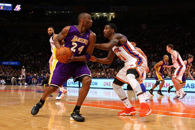 Iman Shumpert tells great story about Kobe Bryant torching him in the fourth quarter when he was on the New York Knicks.