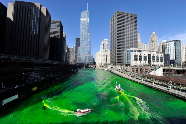 Coronavirus Update: Chicago postpones St. Patrick's Day parades, Warriors won't have fans in arena, IRS tax deadline likely delayed, more COVID-19 pandemic news.