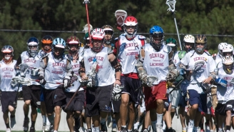 The Most Terrifying Sporting Event Ever: Lacrosse Bravehearts