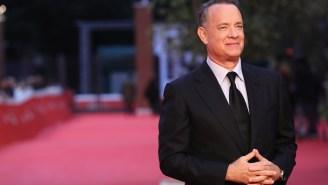 Tom Hanks Posts Reassuring Coronavirus Update To Social Media
