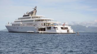 The Internet Roasts Billionaire David Geffen For Flaunting That He Is 'Isolating' On His $590 Million Mega-Yacht