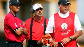 David Feherty Once Shat Himself Before Interviewing Tiger Woods