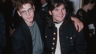 Corey Feldman's New Documentary Accuses Charlie Sheen Of Sexually Assaulting Corey Haim