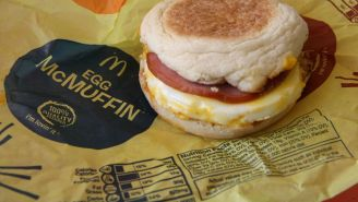 Here's How To Get Free Egg McMuffins On Monday For National Egg McMuffin Day