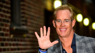 Joe Buck Doing A Play-By-Play Of Everyday Life As If They Were Sporting Events Is Exactly What I Need Right Now