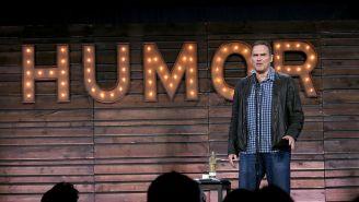 Norm MacDonald Makes Coronavirus Jokes: Not Sure If He Has Tom Hanks Disease Or Did Too Much Cocaine
