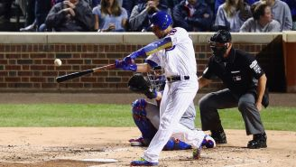Willson Contreras Takes Improvised BP In His Driveway With A Nerf Gun