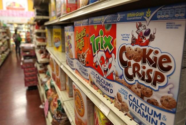 top 5 cereals