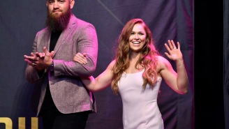 Quarantine Day 12: Ronda Rousey And Travis Browne Are Getting Kinky On Twitter