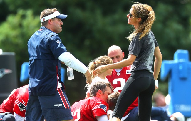 Gisele Thanks Boston With A Series Of Photos From Her Time There