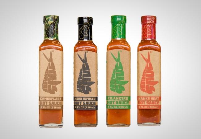 Hank Sauce Hot Sauces American Made