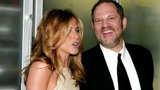 Harvey Weinstein Said Jennifer Aniston 'Should Be Killed' Over Assault Claim, His Brother Told Him He Belongs In Hell