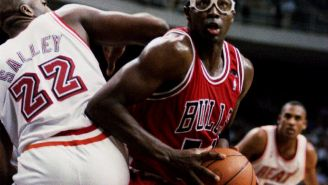 Horace Grant Describes The Lethal Way Michael Jordan Would Get Into The Heads Of Opponents Before Games