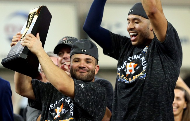 Houston Astros Going To Hold A Ring Ceremony For Their 2019 ALCS Win
