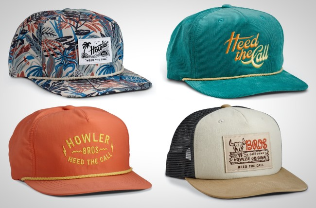 Howler Brothers Snapback Hats
