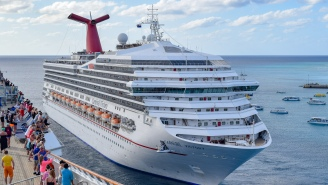 First Cruise To Revamp Voyages Across The Caribbean Reportedly Gets Hit With 5 COVID-19 Cases