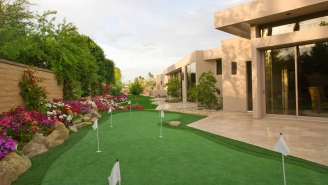 This $54 Million Mansion Has Its Own Practice Golf Course And Indoor Hockey Rink