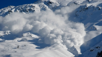 Utah Snowboarder Takes A 2,000-Foot Slide During An Avalanche In The Backcountry