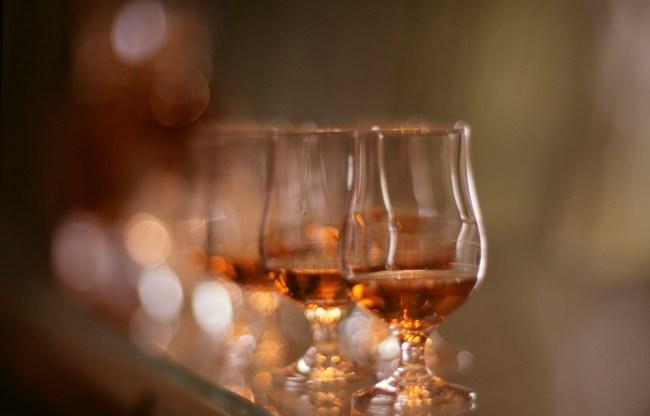 Japanese Whisky Neat