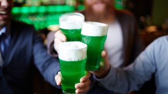 Drinking Green Beer Is Not Irish, It's Just Dumb And Gross