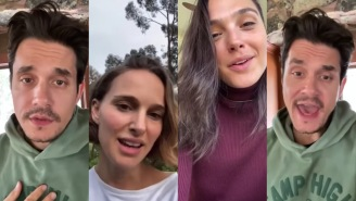 John Mayer Trolled His Fellow Celebs Who Appeared In That Tone-Deaf 'Imagine' Video