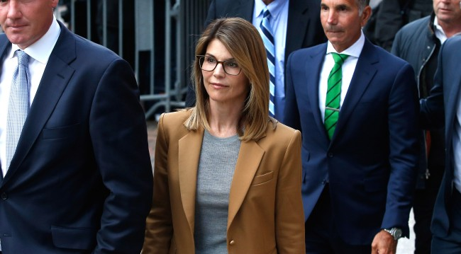 Judge In Lori Loughlin Case Accuses USC Of Being Complicit In Scandal