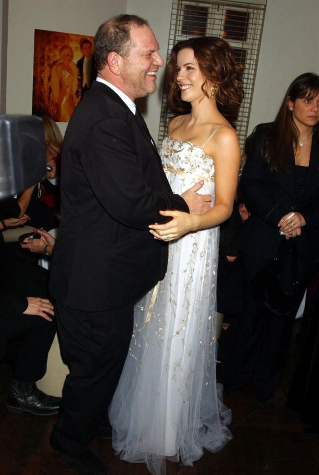 Kate Beckinsale Shared A Disturbing Story About Harvey Weinstein