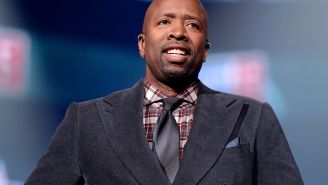 We Chatted With Kenny Smith About The Funniest 'Inside The NBA' Moments Of All Time And What It's Like To Play With Michael Jordan