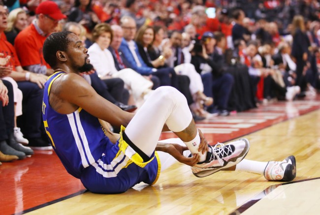 kevin durant Achilles injury twitter insight