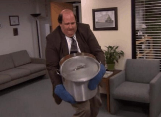 The Office actor Brian Baumgartner AKA Kevin Malone teamed up with Bush's Beans, shared his secret chili recipe. But He doesn't drop it.