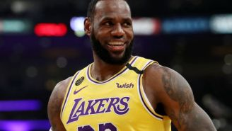 LeBron James Discusses His Future In LA And Teaming Up With His 16 Year Old Son, Bronny James.