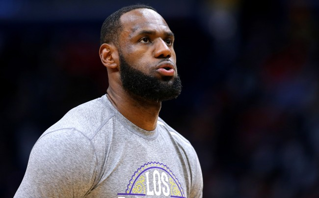 LeBron Shares Getting Old Story Involving His Kids And NBA Rookies