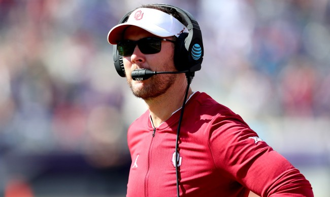 Lincoln Riley On The Future Of Testing For Marijuana In College Sports