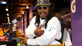 Entitled Princeton Students Were Pissed That Marshawn Lynch Was Chosen As A Speaker At School's 'Class Day'