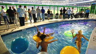 As If Fans Needed Another Reason To Not Go To Marlins Games, Jeter Just Closed The Park's Nightclub And Pool