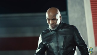 Mike Tyson Says He 'Had A Good Time' Knocking Out Eminem In His Wild New 'Godzilla' Music Video