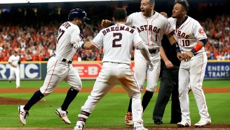 MLB Scout Says League Will Need 'Riot Teams, SWAT' To Protect The Astros In Their First Game At Yankees Stadium