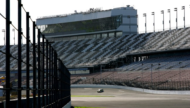 NASCAR To Race At Next Two Events Without Fans Due To Coronavirus