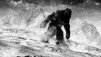 Oil Field Worker In Alberta, Canada Captures Bigfoot Sighting On His Dashcam, Investigates Further