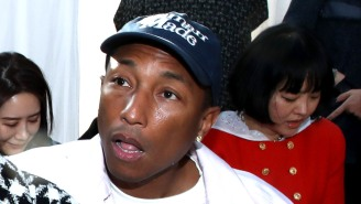 Pharrell, Net Worth $150M, Is Getting Raked Over The Coals For Asking People To Donate To His GoFundMe